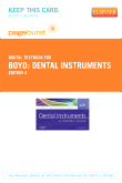 Dental Instruments - Elsevier eBook on VitalSource (Retail Access Card), 4th Edition