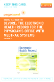 cover image - PART - The Electronic Health Record for the Physician's Office with MedTrak Systems - Elsevier eBook on VitalSource (Retail Access Card)