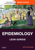 cover image - Epidemiology,5th Edition