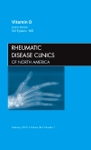 <b>Vitamin D</b><br>An Issue of Rheumatic Disease Clinics