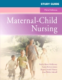 cover image - Study Guide for Maternal-Child Nursing - Elsevier eBook on VitalSource,3rd Edition