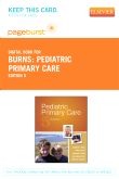 Pediatric Primary Care - Elsevier eBook on VitalSource (Retail Access Card), 5th Edition