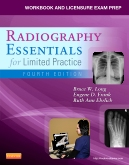 cover image - Workbook and Licensure Exam Prep for Radiography Essentials for Limited Practice,4th Edition