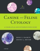 cover image - Canine and Feline Cytology,3rd Edition
