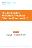 cover image - HESI Case Studies: RN Maternity/Pediatrics Collection (2 Year Version)