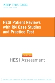 cover image - HESI Patient Reviews with RN Case Studies and Practice Test