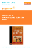 Equine Surgery - Elsevier eBook on VitalSource (Retail Access Card), 4th Edition