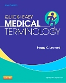 Medical Terminology Online for Quick & Easy Medical Terminology (eCommerce Version), 7th Edition