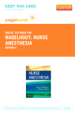 Nurse Anesthesia - Elsevier eBook on VitalSource (Retail Access Card), 4th Edition