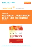 cover image - LaFleur Brooks' Health Unit Coordinating - Elsevier eBook on VitalSource (Retail Access Card),7th Edition
