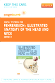 Illustrated Anatomy of the Head and Neck  - Elsevier eBook on VitalSource (Retail Access Card), 4th Edition