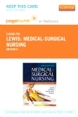 Medical-Surgical Nursing - Elsevier eBook on VitalSource (Retail Access Card), 9th Edition