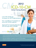 ICD-10-CM Online Training Modules, 2012 Edition (User Guide and Access Code)