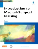 cover image - Introduction to Medical-Surgical Nursing - Elsevier eBook on VitalSource,6th Edition
