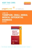 cover image - Small Animal Medical Differential Diagnosis - Elsevier eBook on VitalSource (Retail Access Card),2nd Edition