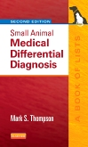 cover image - Small Animal Medical Differential Diagnosis,2nd Edition