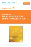2012 ICD-10-CM Draft Standard Edition - Elsevier eBook on VitalSource (Retail Access Card)