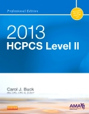 2013 HCPCS Level II Professional Edition - Elsevier eBook on VitalSource