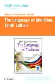 cover image - Medical Terminology Online for The Language of Medicine (Access Code),10th Edition