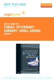 Veterinary Surgery: Small Animal - Elsevier eBook on VitalSource (Retail Access Card)