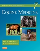 cover image - Robinson's Current Therapy in Equine Medicine - Elsevier eBook on VitalSource (Retail Access Card),7th Edition