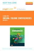 cover image - Equine Emergencies - Elsevier eBook on VitalSource (Retail Access Card),4th Edition