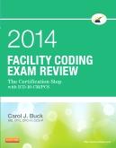 cover image - Facility Coding Exam Review 2014