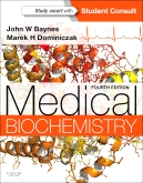 cover image - Medical Biochemistry,4th Edition