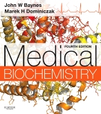 cover image - Evolve Resources for Medical Biochemistry,4th Edition