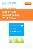 cover image - Medical Coding Online for Step-by-Step Medical Coding, 2014 Edition (User Guide & Access Code)