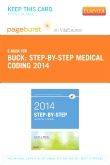 cover image - Step-by-Step Medical Coding, 2014 Edition - Elsevier eBook on VitalSource (Retail Access Card)