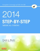 Step-by-Step Medical Coding, 2014 Edition - Elsevier eBook on VitalSource
