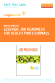 Job Readiness for Health Professionals - Elsevier eBook on VitalSource (Retail Access Card)