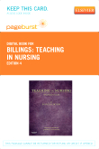 Teaching in Nursing - Elsevier eBook on VitalSource (Retail Access Card), 4th Edition