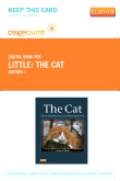 cover image - The Cat - Elsevier eBook on VitalSource (Retail Access Card)