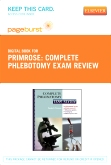 Complete Phlebotomy Exam Review - Elsevier eBook on VItalSource (Retail Access Card)