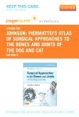Piermattei's Atlas of Surgical Approaches to the Bones and Joints of the Dog and Cat - Elsevier eBook on VitalSource (Retail Access Card), 5th Edition