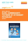 cover image - Textbook of Veterinary Physiology - Elsevier eBook on VitalSource (Retail Access Card),5th Edition