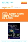 cover image - Current Therapy in Reptile Medicine and Surgery - Elsevier eBook on VitalSource (Retail Access Card)