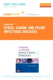 cover image - Canine and Feline Infectious Diseases - Elsevier eBook on VitalSource (Retail Access Card)