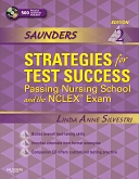 cover image - Evolve Resources for Saunders Strategies for Test Success,2nd Edition