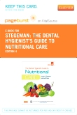 The Dental Hygienist's Guide to Nutritional Care - Elsevier eBook on VitalSource (Retail Access Card), 4th Edition