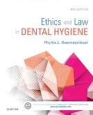 cover image - Ethics and Law in Dental Hygiene - Elsevier eBook on VitalSource,3rd Edition