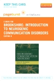 cover image - Introduction to Neurogenic Communication Disorders - Elsevier eBook on VitalSource (Retail Access Card),8th Edition
