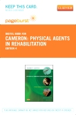 cover image - Physical Agents in Rehabilitation - Elsevier eBook on VitalSource (Retail Access Card),4th Edition