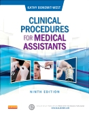 cover image - Clinical Procedures for Medical Assistants,9th Edition
