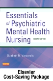 cover image - Essentials of Psychiatric Mental Health Nursing - Elsevier eBook on VitalSource (Retail Access Card),2nd Edition