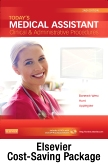 cover image - Today's Medical Assistant - Text, Study Guide, and Virtual Medical Office Package,2nd Edition