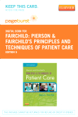 cover image - Pierson and Fairchild's Principles & Techniques of Patient Care- Elsevier eBook on VitalSource (Retail Access Card),5th Edition