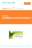 Dental Materials - Elsevier eBook on VitalSource (Retail Access Card)